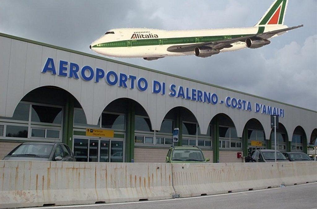 Aeroporto Costa d'Amalfi, progetto mette a rischio lavoro e salute pubblica