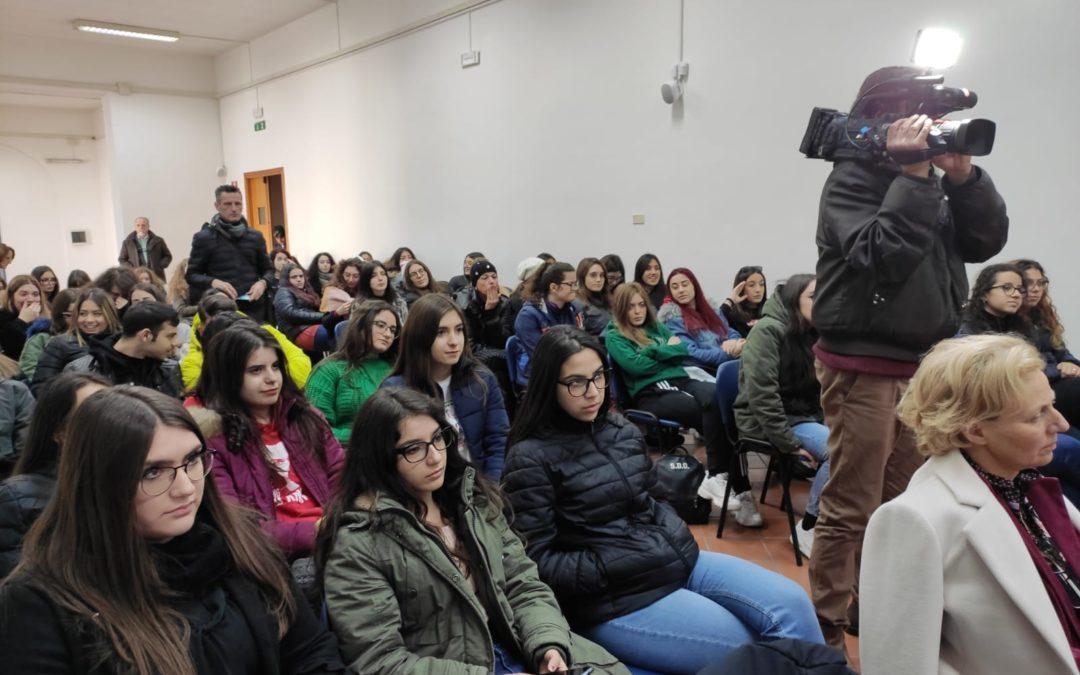 LC Educational, a Marcianise presentato il progetto 2020: presente il vicario della Regione Campania Della Mura