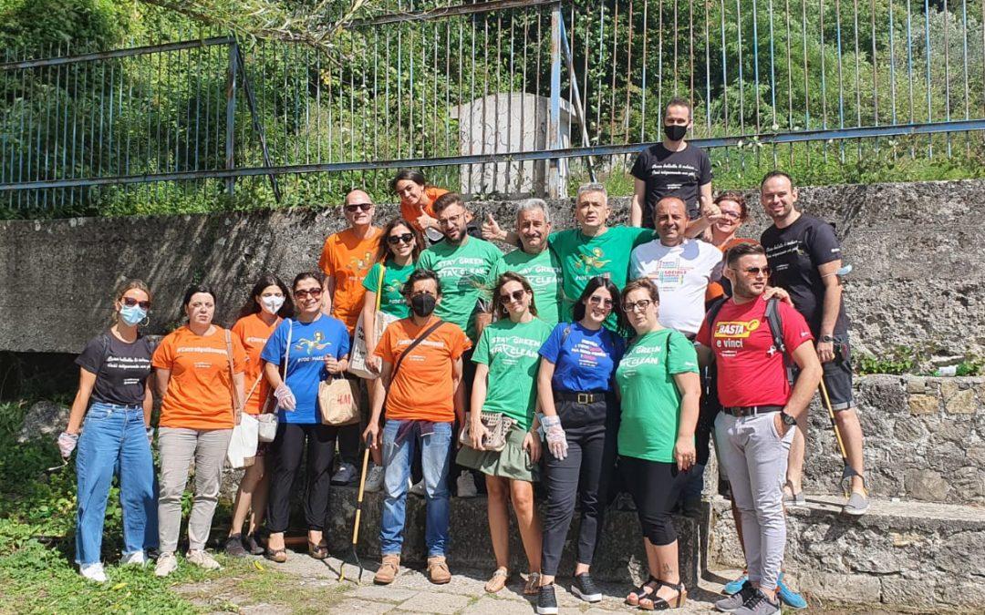 #Sosamare 2.0 a Senerchia (Av) – Giornata U.Di.Con contro la contraffazione e per l'ambiente – 5 agosto 2021