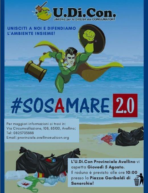 GIORNATA U.Di.Con contro la contraffazione e per la tutela dell'ambiente – 5 agosto 2021 Senerchia (Av)